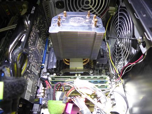 酷媽 Hyper 103 CPU 散熱器