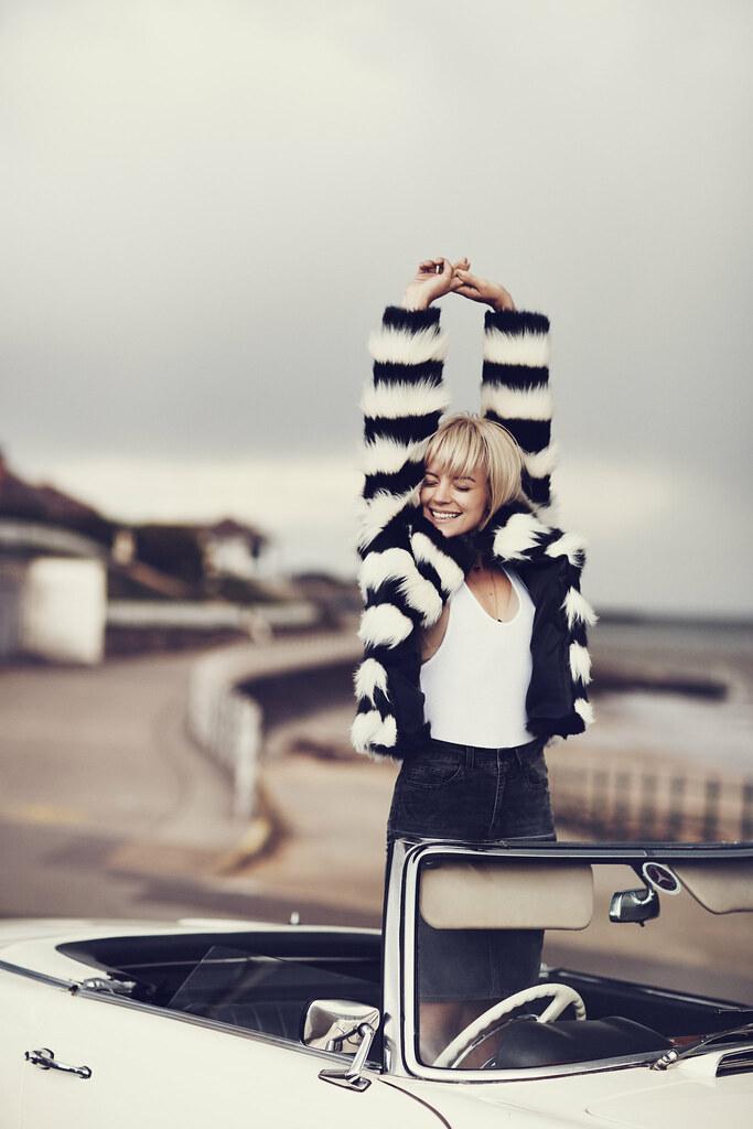 Лили Аллен — Фотосессия для «Vero Moda» Осень 2015 – 4