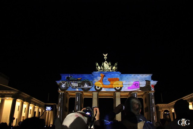 Festival of Light Berlin 10.10.201520