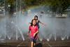 rainbow fountain by Ben McLeod