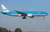 KLM Royal Dutch Airlines l PH-BQK l Boeing 777-200 by Chuks32