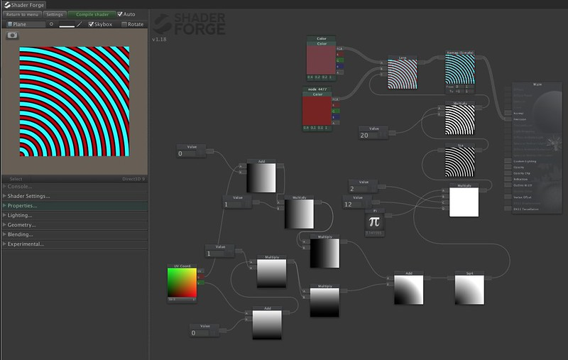 ShaderForge Unity3d