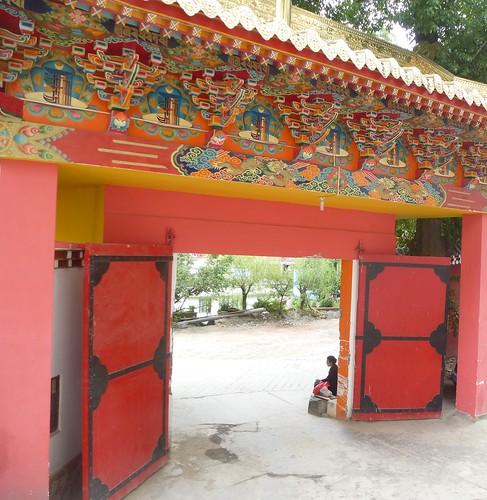 CH-Kangding-Temple Nanwu (1)
