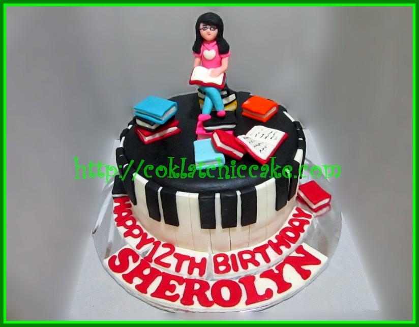 Cake Piano