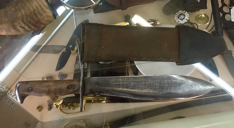 Cool bits of edged history  | Bushcraft USA Forums