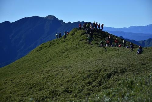 能高越嶺步道-南華山