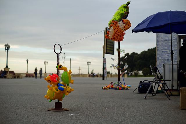 Childless Balloons