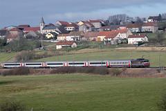 L'EuroCity 91