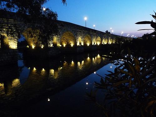 Extremadura: Mérida aneb Tapas u antických památek ve španělském Římě