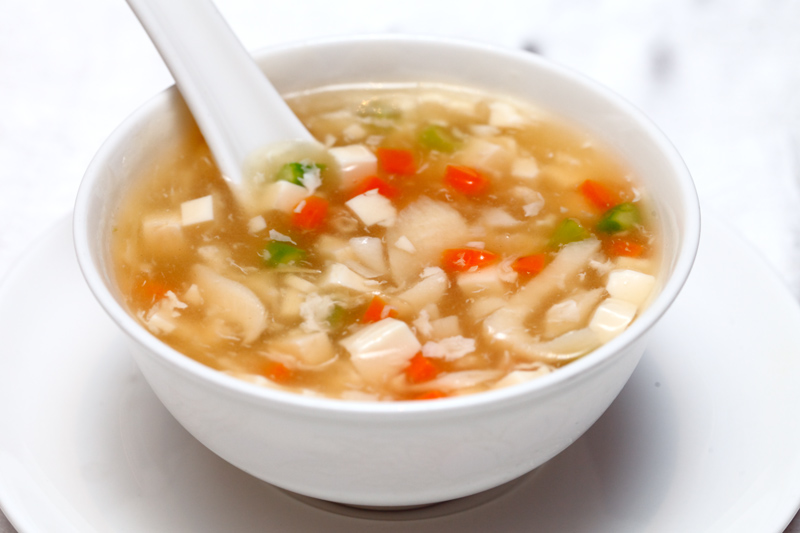 Seafood-soup-with-Snow-Fungus-and-Egg-White