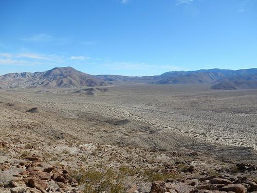 Anza-Borrego Desert SP - Yaqui Pass - 2