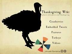 Thanksgiving Wiki (Attribution-Share Alike License)