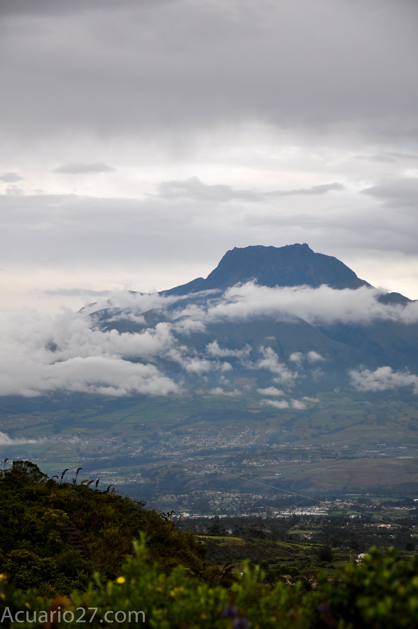 Volcán Imbabura