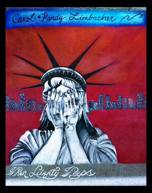 when liberty weeps