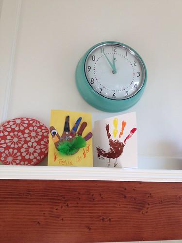 Hand Turkeys!