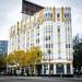 Apartments, Market st, San Francisco by Geoffrey Goddard