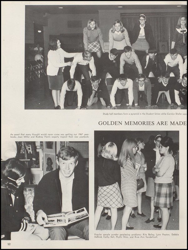 Greenup County Public Libraries 1968 Russell High School Yearbook