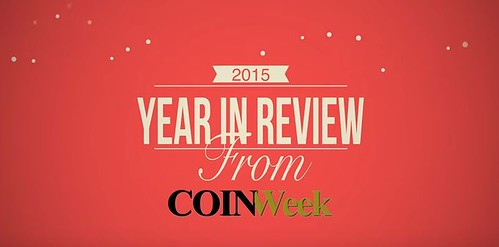 CoinWeek 2015 Year in Review