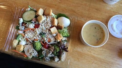 Central Market salad