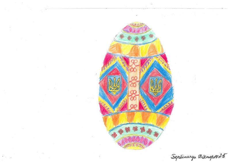 Старовинні орнаменти та символи писанок