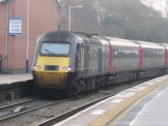 Cheltenham: CrossCountry Class 43 , Cheltenham Spa (Gloucestershire)