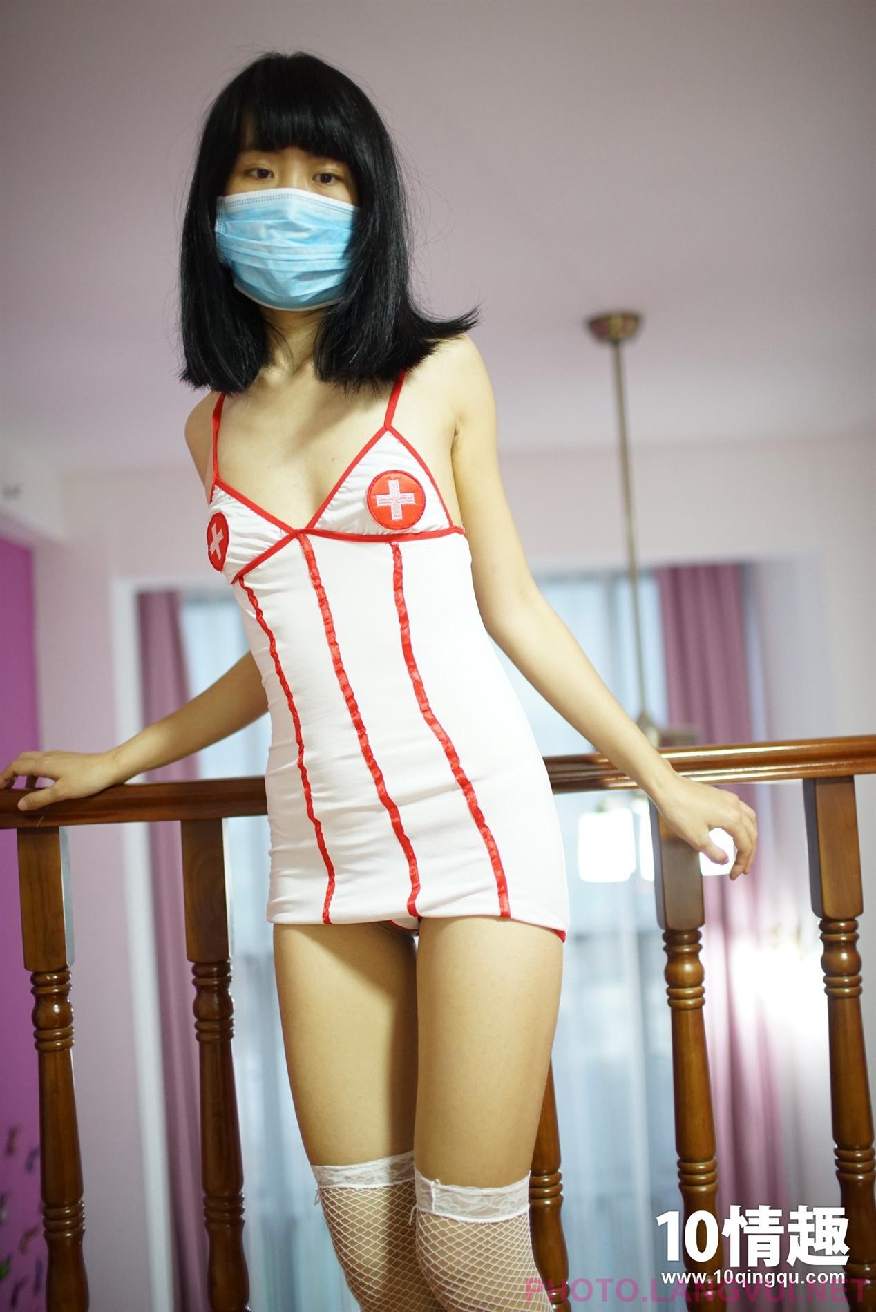 10QingQu Mask Series No 057