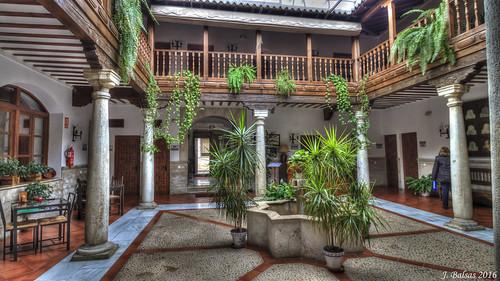 [0159]: Hotel Casa Palacio-Santa Cruz de Mudela.