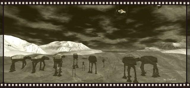 Contre-Attaque...Stars Wars ...suite