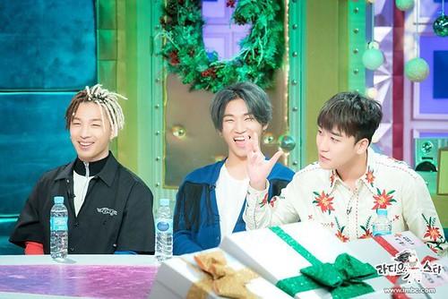 BIGBANG Radio Star 2016-12-21 (5)