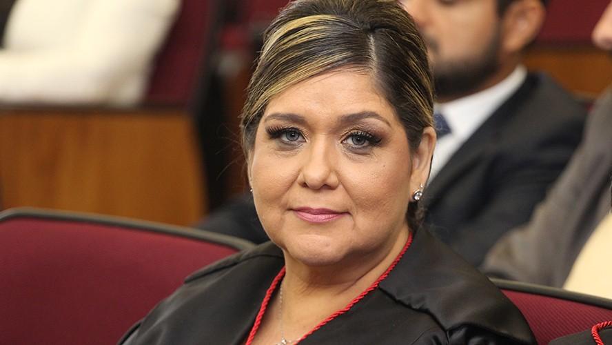 TRE adia julgamento de recurso contra diplomação do prefeito de Oriximiná, Luzimara Moura, juíza do TRE