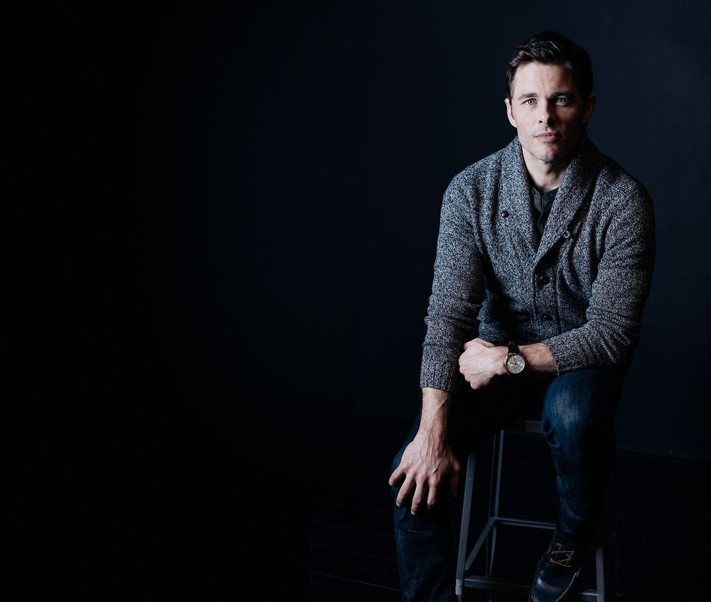 Джеймс Марсден — Фотосессия для «D-Train» на «Sundance» 2015 – 25