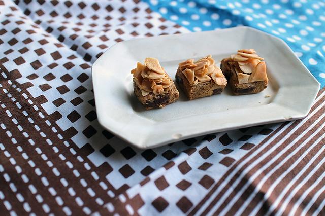 珈琲とミルクチョコレートのサブレ