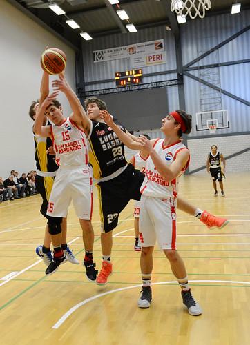 Petite Finale Sam CPE - Lugano Tigers U16  20