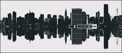 Midtown Skyline / Reflection