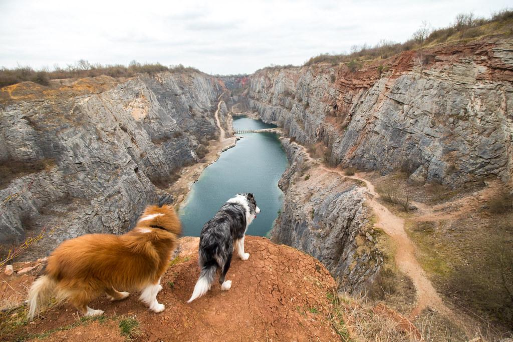 quarry Velká Amerika