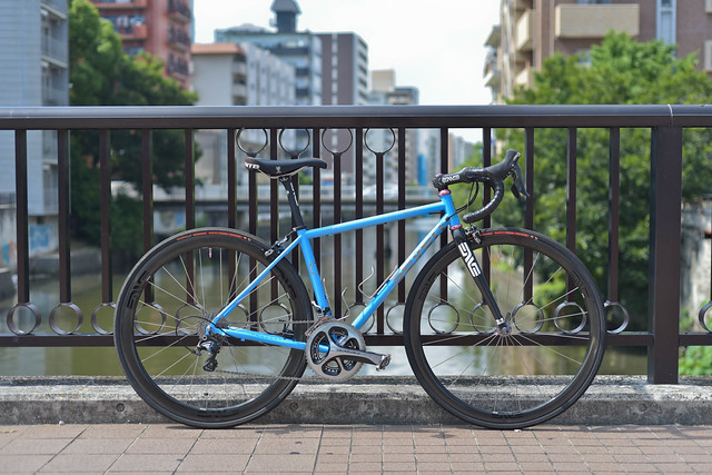 "Seven Cycles ""Axiom Steel"""