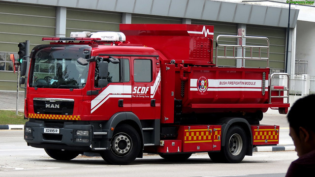 XD9951R (SCDF Bush FireFighting Module)