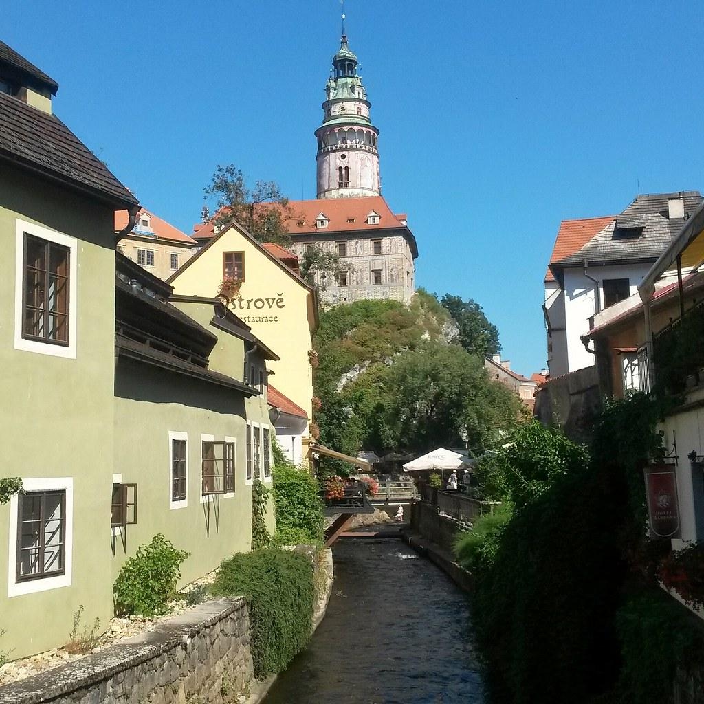 Český Krumlov, Tsekki
