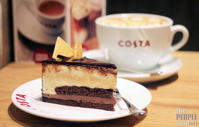 Costa Coffee now in Manila