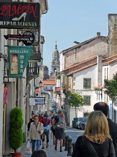 Day 15: O Pedrouzo to Santiago de Compostela (22km)