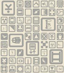 Iconography Print
