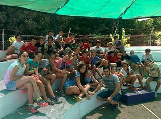 Campamento GA2 '15