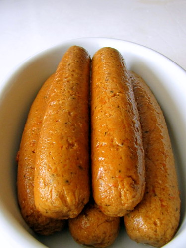 Seitan Sausage