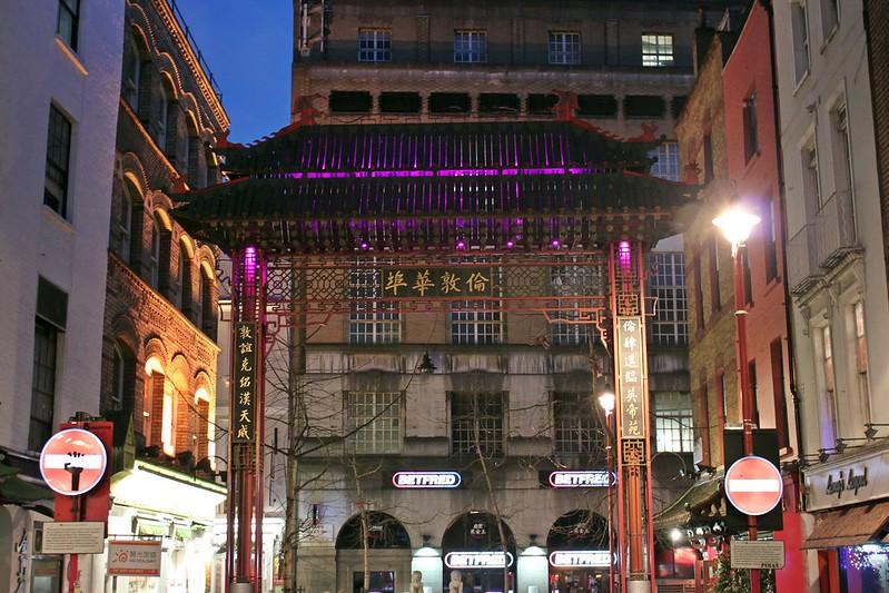 倫敦中國城 (40)
