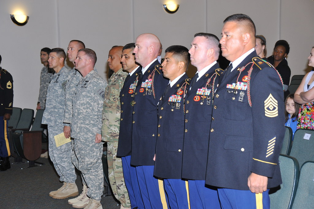 CK2_5404 | 407th BSB, 2nd BCT, 82nd Airborne Division, NCO I