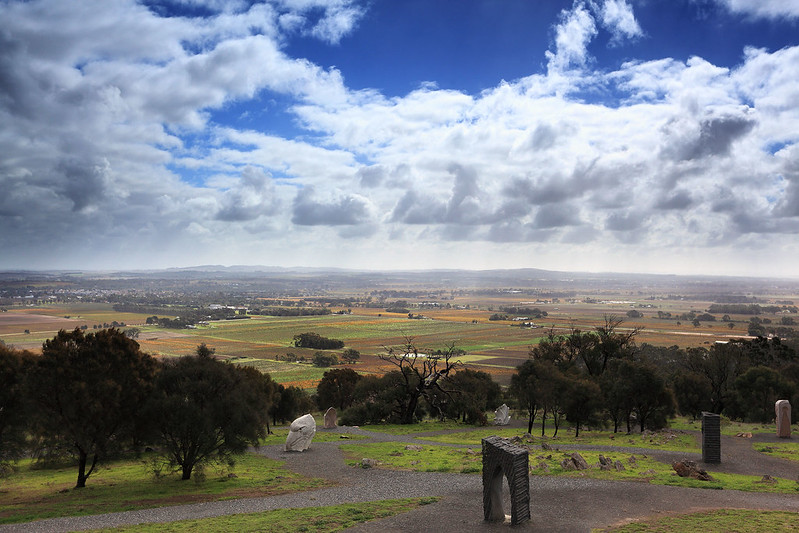 Mengler Hill view