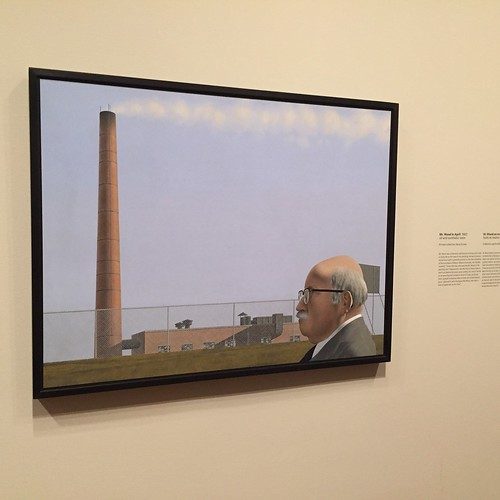 Colville at the National Gallery
