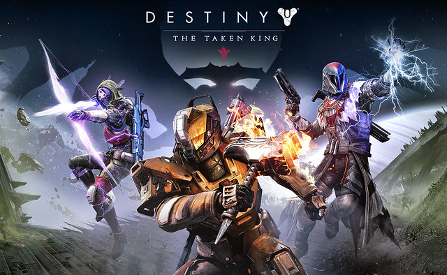 PlayStation Store - Destiny The Taken King