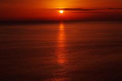 L'alba e il tramonto. La sera e la notte