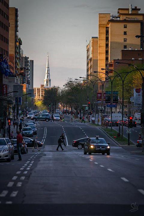 Boulevard René-Lévesque
